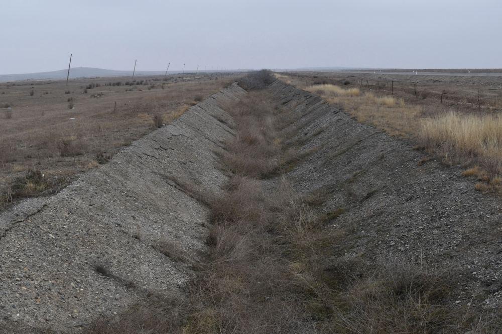 Каналы, отходящие от Суговушанского водохранилища, в плохом состоянии - АО - Gallery Image