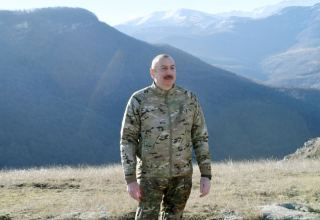 Commander-in-Chief came to Shusha for first time in 30 years and, frankly, does not want to leave - President Aliyev