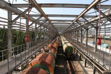 Azerbaijani wagon washing station shows record performance following automation (PHOTO) - Gallery Thumbnail