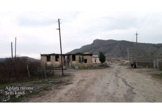 New footage from Azerbaijani Aghdam district's Shelli village issued (PHOTO/VIDEO)