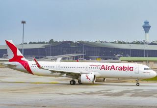Air Arabia airline company returning to Georgian market