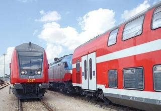 Bombardier to overhaul Israel Railways carriages