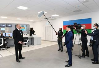 2021 begins with victories, says President of Azerbaijan