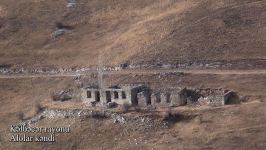 Azerbaijan shows footage from Alolar village of  Kalbajar district (PHOTO/VIDEO) - Gallery Thumbnail