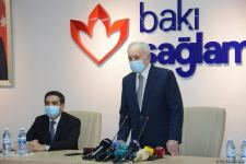 Vaccine from COVID-19 used in Azerbaijan - most safe and effective - health minister (PHOTO) - Gallery Thumbnail