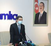 Azerbaijan to be one of first countries to see COVID-19 pandemic's end - agency's chairman (PHOTO) - Gallery Thumbnail