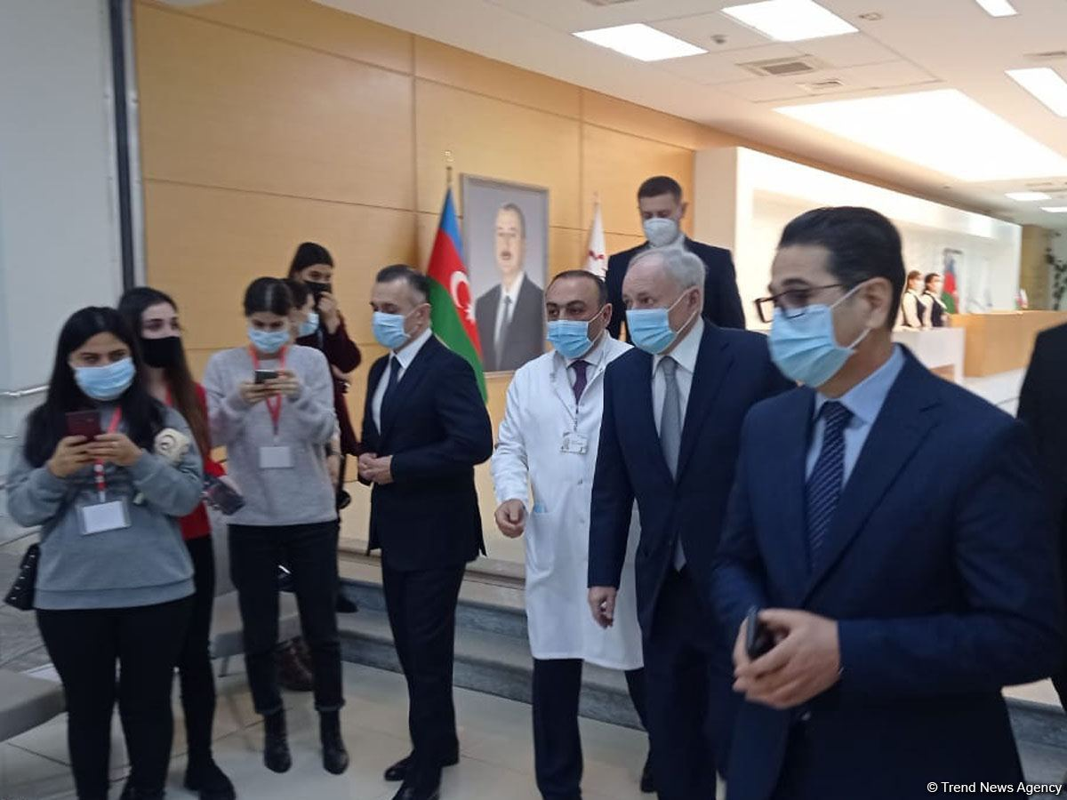 Vaccine from COVID-19 used in Azerbaijan - most safe and effective - health minister (PHOTO) - Gallery Image
