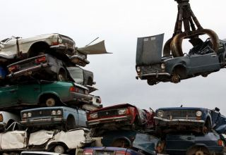 Azerbaijan develops program for recycling old cars