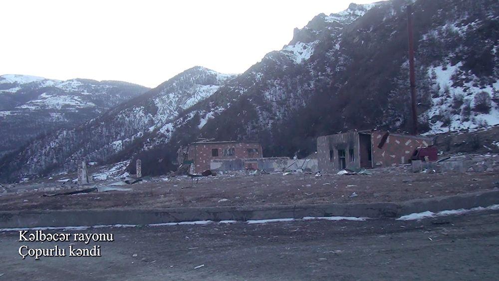 Село Чопурлу Кельбаджарского района (ФОТО/ВИДЕО) - Gallery Image