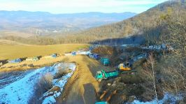 Azerbaijan discloses timeframe for commissioning Victory Road to Shusha city (PHOTO) - Gallery Thumbnail