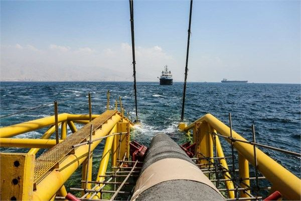 Laying of pipeline from Iran's Jask oil terminal launched