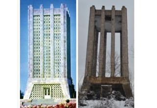 Armenians destroyed mausoleum of outstanding Azerbaijani poet in Shusha - monitoring results