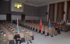 Azerbaijani troops hold several events in connection with January 20 tragedy (PHOTO/VIDEO) - Gallery Thumbnail