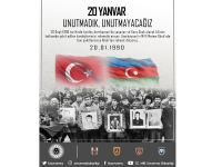 Turkish Ministry of National Defense talks January 20, 1990 tragedy in Baku - Gallery Thumbnail