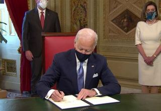 Biden reverses U.S. withdrawal from WHO