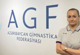 Azerbaijan appoints new coach for Women's Artistic Gymnastics national team