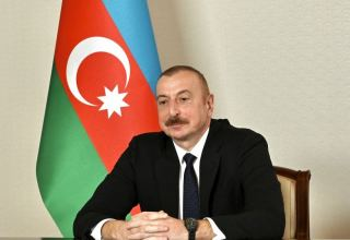 Meeting through video conferencing held between presidents of Azerbaijan, Turkmenistan
