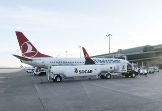SOCAR Aviation starts supplying fuel to Izmir Adnan Menderes Airport
