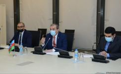 Representatives of Turkish companies arrive in Azerbaijan to support restoration of liberated lands (PHOTOS) - Gallery Thumbnail