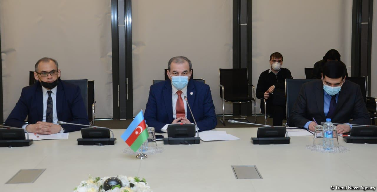 Representatives of Turkish companies arrive in Azerbaijan to support restoration of liberated lands (PHOTOS) - Gallery Image