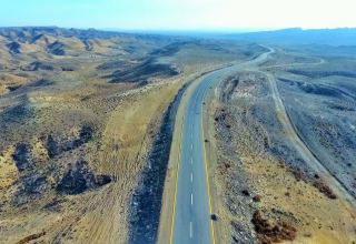 Azerbaijan completes repair and construction work on roads of Samukh district