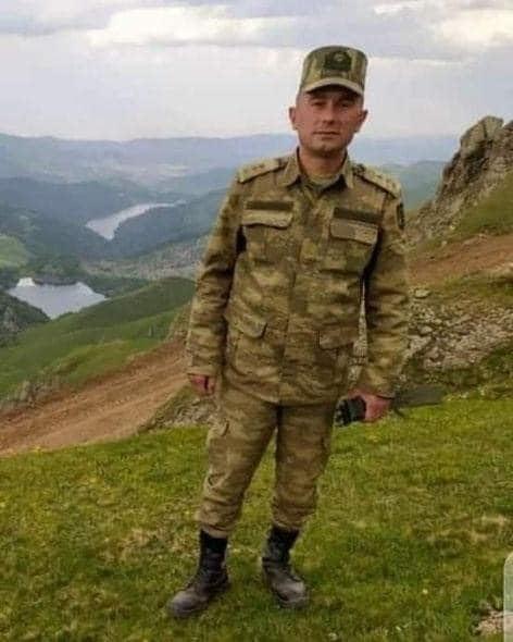 107 gün idi itkin düşən zabitimizin şəhid xəbəri gəldi (FOTO) - Gallery Image
