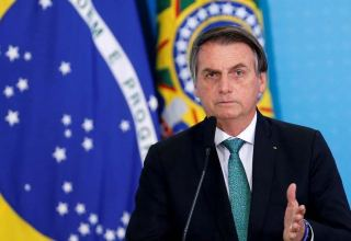 Brazil President Bolsonaro thanks PM Modi for 'sanjeevni booti' against Covid with Hanuman pic