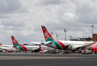 Kenya Airways suspends flights to France, Netherlands due to COVID-19
