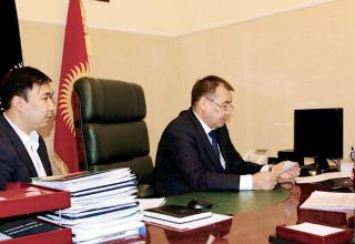 Tax authorities of Kyrgyzstan, Russia discuss launch of joint project