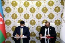 Azerbaijan and Turkey ink MoU to support SMEs (PHOTO) - Gallery Thumbnail