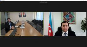 Yukselish competition organizes webinar presented by Azerbaijani president's assistant (PHOTO) - Gallery Thumbnail