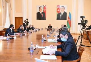 Azerbaijani Cabinet of Ministers determines priorities for 2021 upon president's instructions (PHOTO)
