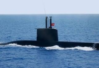 Turkey testing domestic missile from submarine (VIDEO)
