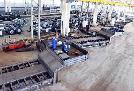 Azerbaijan's heavy industry to reach new level