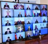 Azerbaijani Cabinet of Ministers determines priorities for 2021 upon president's instructions (PHOTO) - Gallery Thumbnail