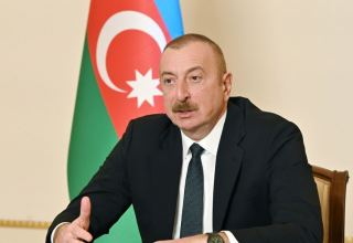 Internet in Azerbaijan is free – there is no censorship, no restrictions - President Aliyev