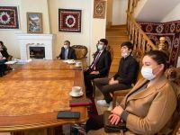 Коллективный просмотр Послания Президента Республики Таджикистан Маджлиси Оли (ФОТО) - Gallery Thumbnail