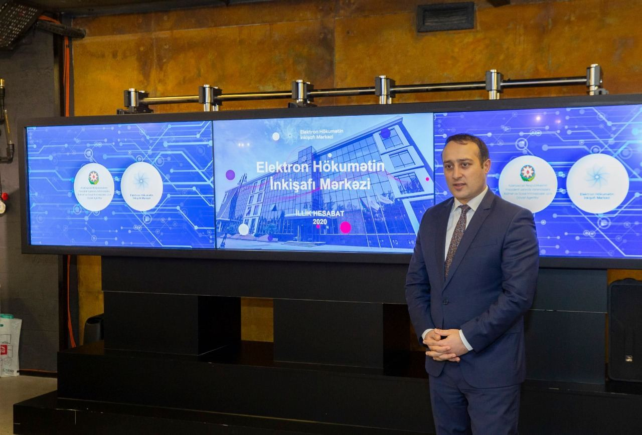 Azerbaijan's new ASAN project to integrate artificial intellect for identifying users (PHOTO)