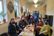 Молодые азербайджанские актеры, ставшие героями Карабахской войны (ФОТО) - Gallery Thumbnail