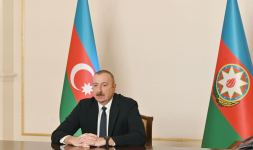President Aliyev receives in video format Aydin Karimov on his appointment as Special Representative of President in Shusha district (PHOTO) - Gallery Thumbnail