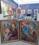 Шушинские красавицы глазами мастера из Парижа, или Карабахская Мадонна  (ФОТО) - Gallery Thumbnail