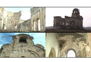 Armenia also destroyed Orthodox church in Azerbaijan's Khojavend district - Trend TV report