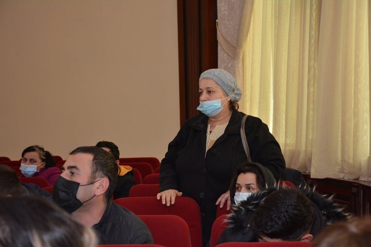 Вопросы, связанные со взрывом в Хырдалане, находятся под контролем Первого вице-президента Мехрибан Алиевой (ФОТО) - Gallery Image