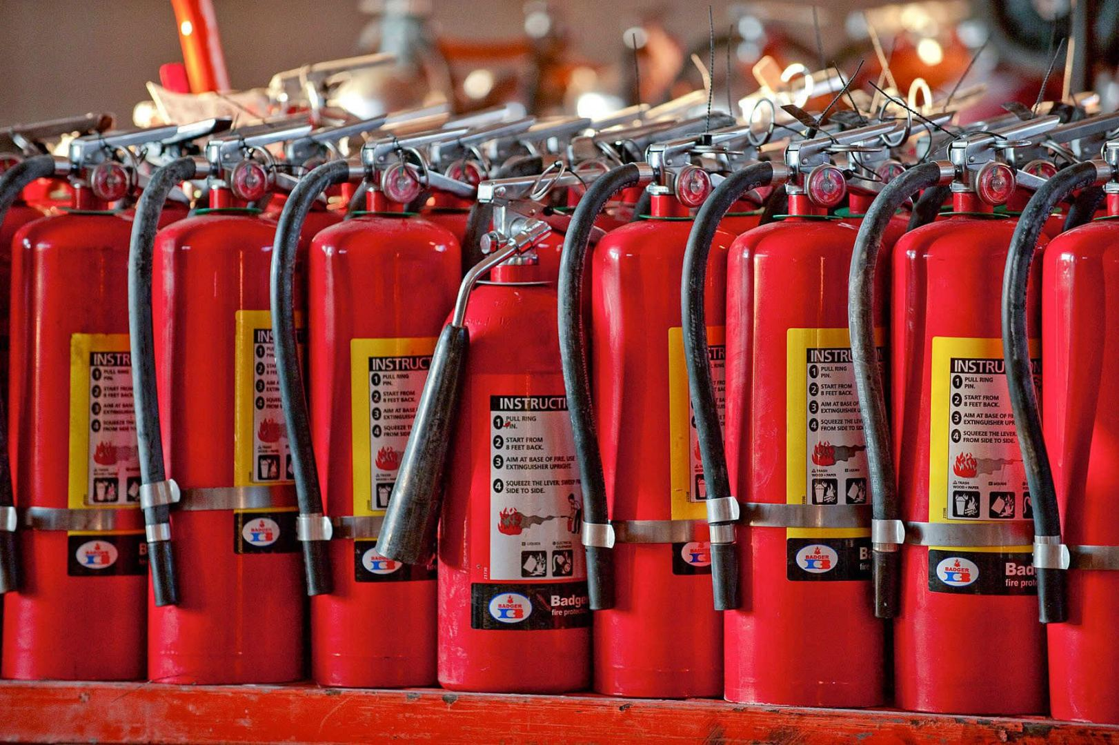 Azerbaijan's state postal operator to acquire extinguishers via tender