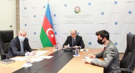 Projects on using renewable energy sources discussed in Azerbaijan (PHOTO) - Gallery Thumbnail