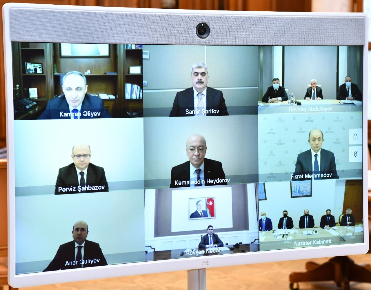 İssues related to natural gas discussed in Azerbaijan (FOTO) - Gallery Image