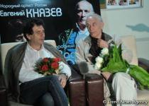 Василий Лановой хотел отметить 100-летний юбилей в Баку – вспоминая о его последней поездке  в Азербайджан...  (ВИДЕО/ФОТО) - Gallery Thumbnail