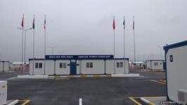 В Агдаме завершилась церемония открытия  Турецко-российского мониторингового центра (ФОТО) - Gallery Thumbnail