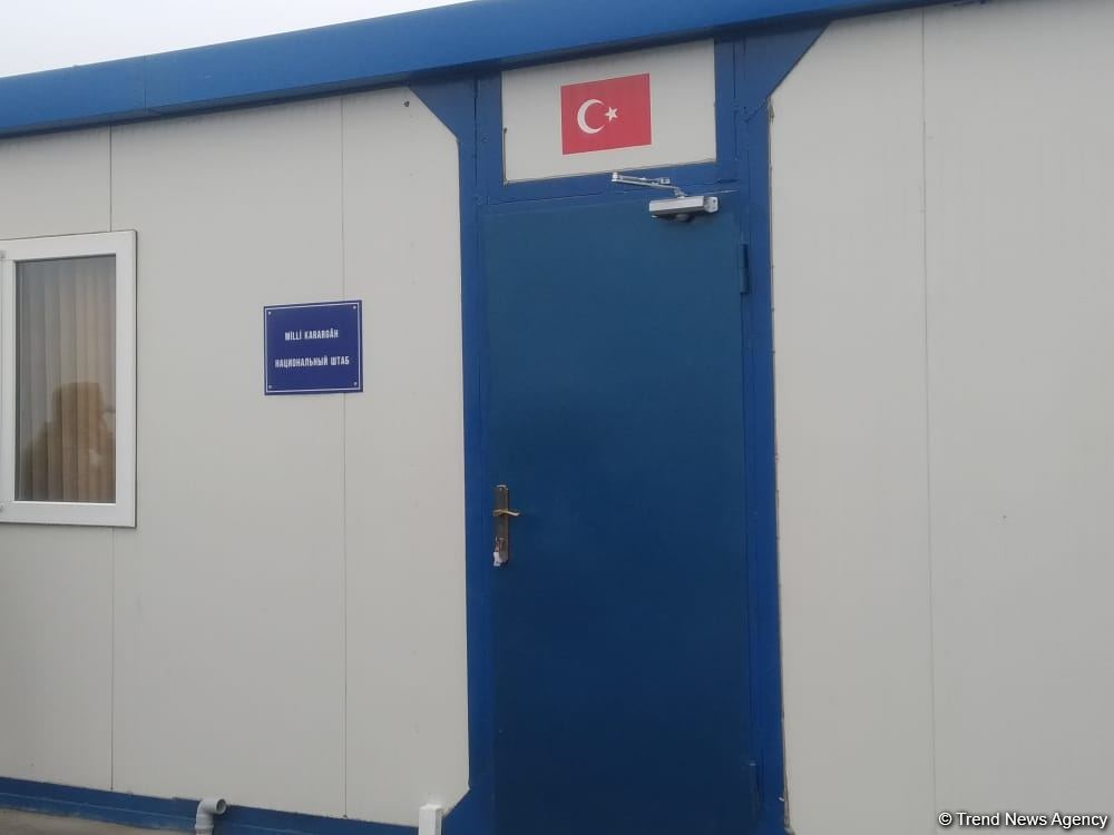 В Агдаме состоялось открытие Турецко-российского мониторингового центра (Обновлено) - Gallery Image