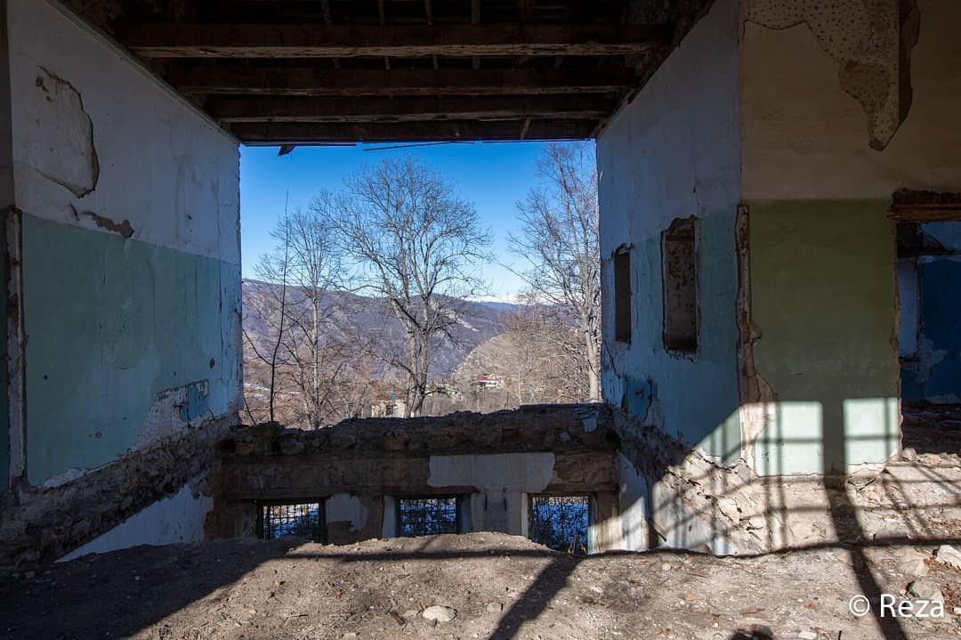 Məşhur fotoqraf Şuşadakı Cavanşir xan sarayı barədə paylaşım edib (FOTO) - Gallery Image
